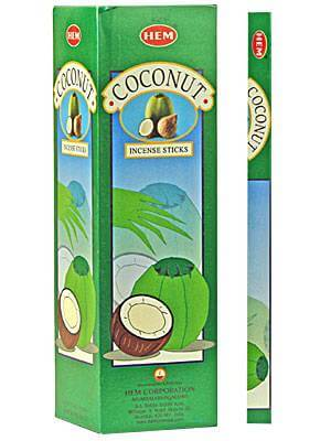 Buy Coconut Incense Stick