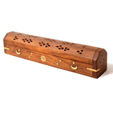 Best Wooden Coffin Incense Burner