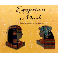 Buy Egyptian Musk incense cone