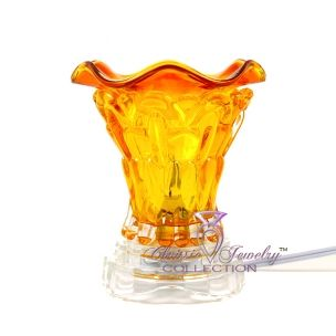 Best Priced Electric Fragrance Lamp-Orange