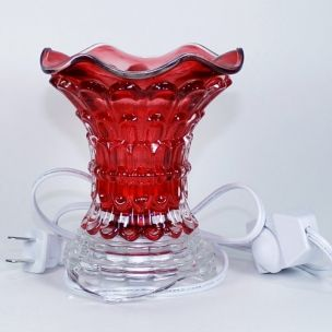 Best Quality Electric Fragrance Lamp-Red