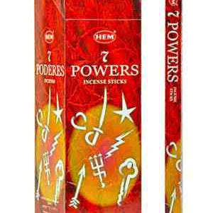 Buy 7 Powers Incense Stick