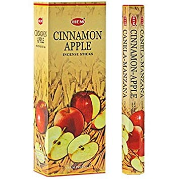 Buy Hem Cinnamon Apple Incense Hexa