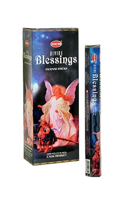 Buy Hem Devine Blessings Incense Hexa