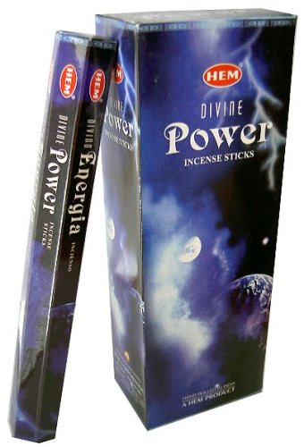 Buy Hem Devine Power Incense Hexa