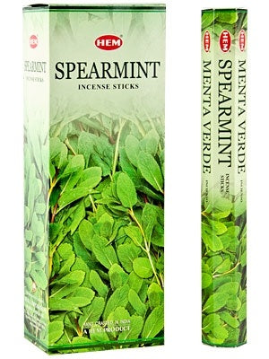 Buy Hem Spearmint Incense Hexa