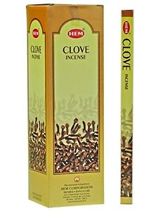 Buy Hem Clove Incense Stick