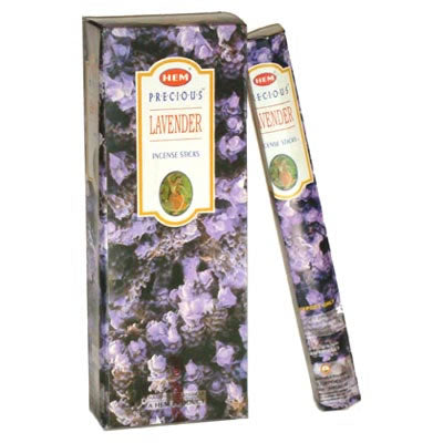Buy Hem lavender incense Hexa