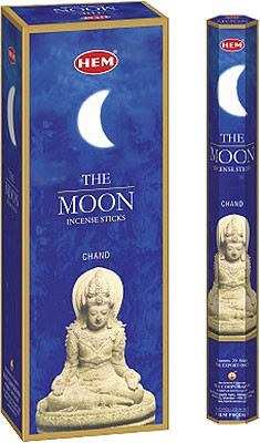 Hem Moon Incense Hexa