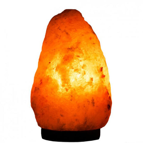 Real Himalayan Salt Lamp: Medium Size