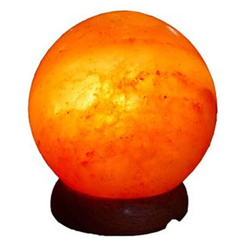 Buy Himalayan Salt Lamp: Sphere/Globe Shape