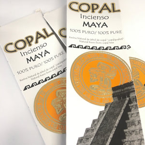 Maya Copal Incense Stick