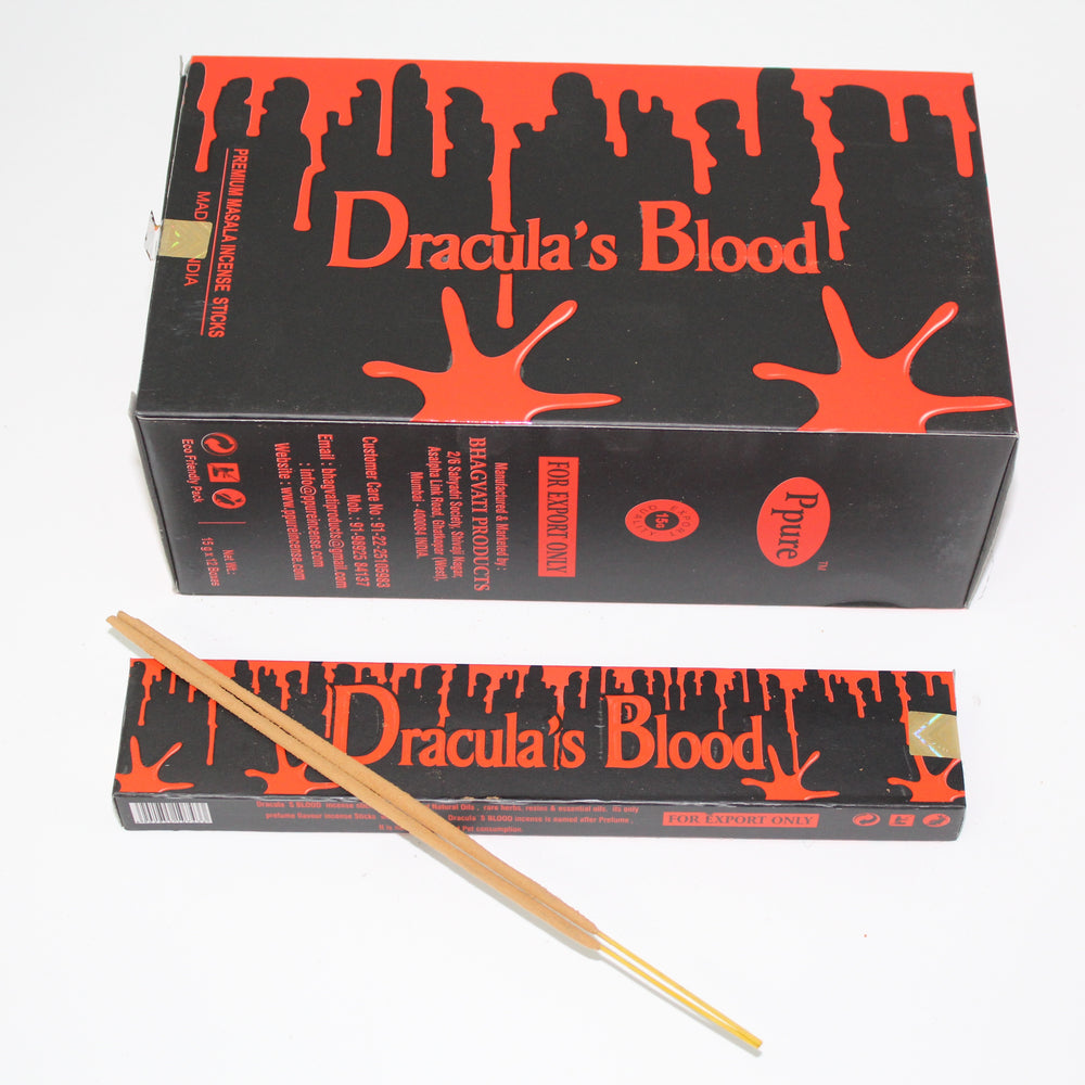 Dracula's Blood Incense Stick