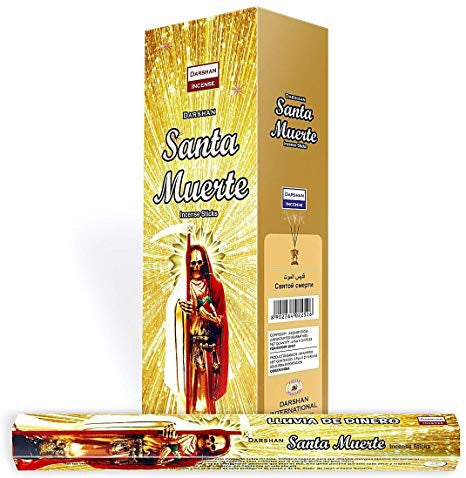 Santa Muerte- Gold (Darshan Incense)