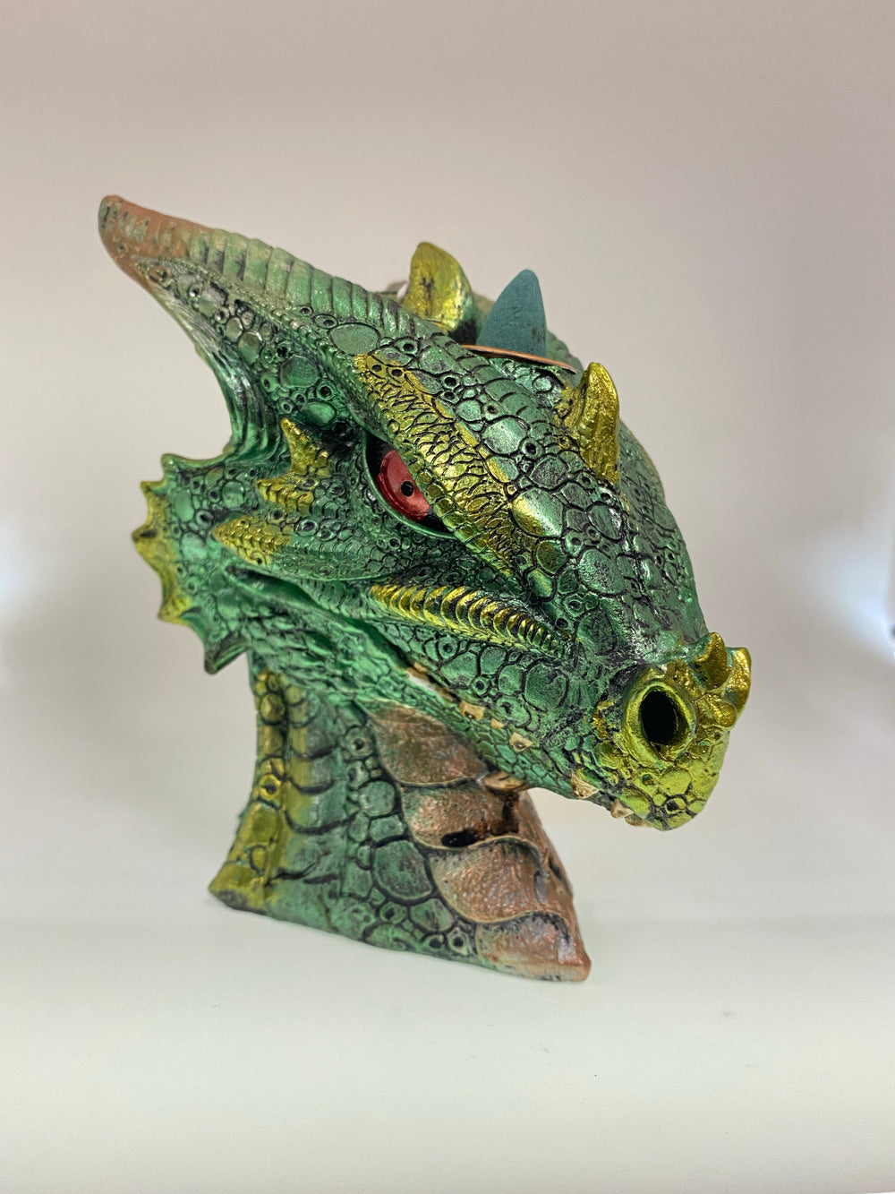 Backflow Incense Burner- Dragon Head