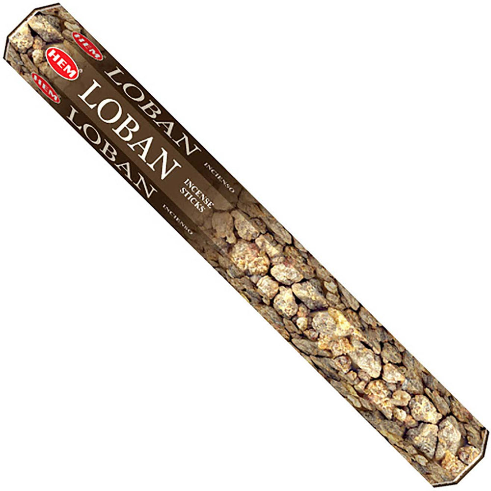 Hem loban Incense Stick Hexa