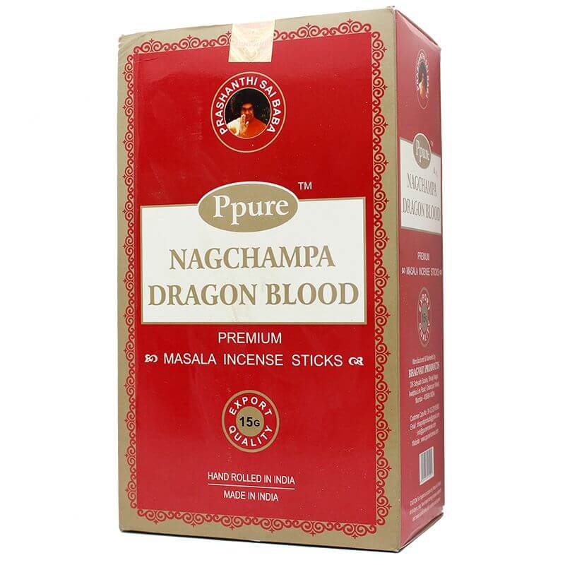 Buy Ppure Nag champa Dragon Blood