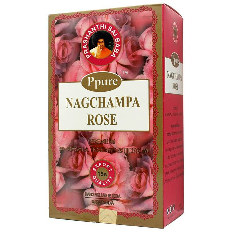Buy Ppure Nag Champa Rose