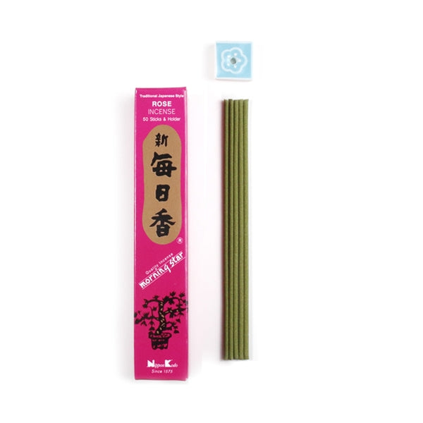 japanese rose incense