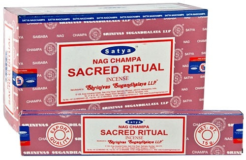 Satya- Sacred Ritual - Incense Sticks