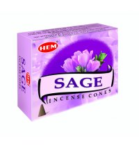 Buy Sage incense cone