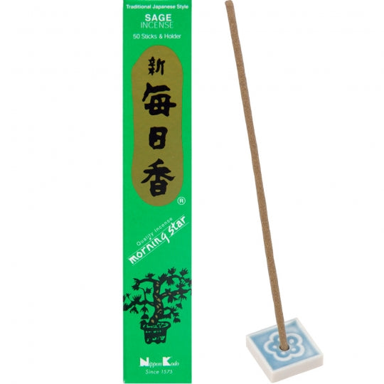 Japanese Incense- Sage