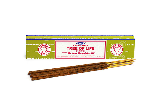 Buy Satya Nag Champa Tree of Life