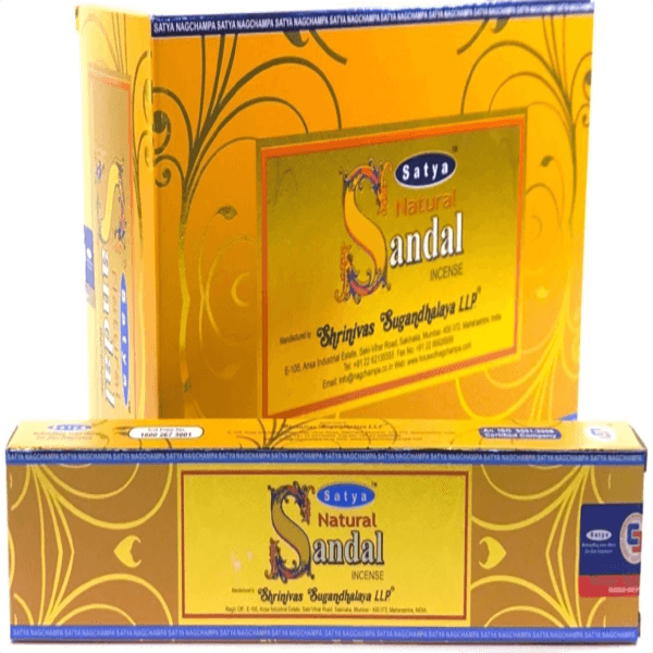 Buy Satya Natural Sandal Incense