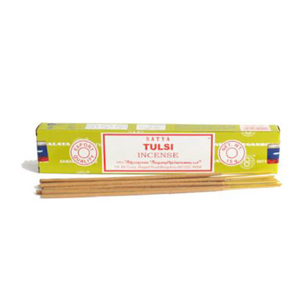 Buy Satya Tulsi Incense