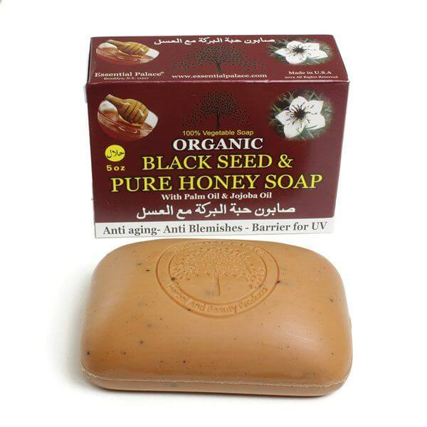 Buy Black Seed and Pure Honey Soap