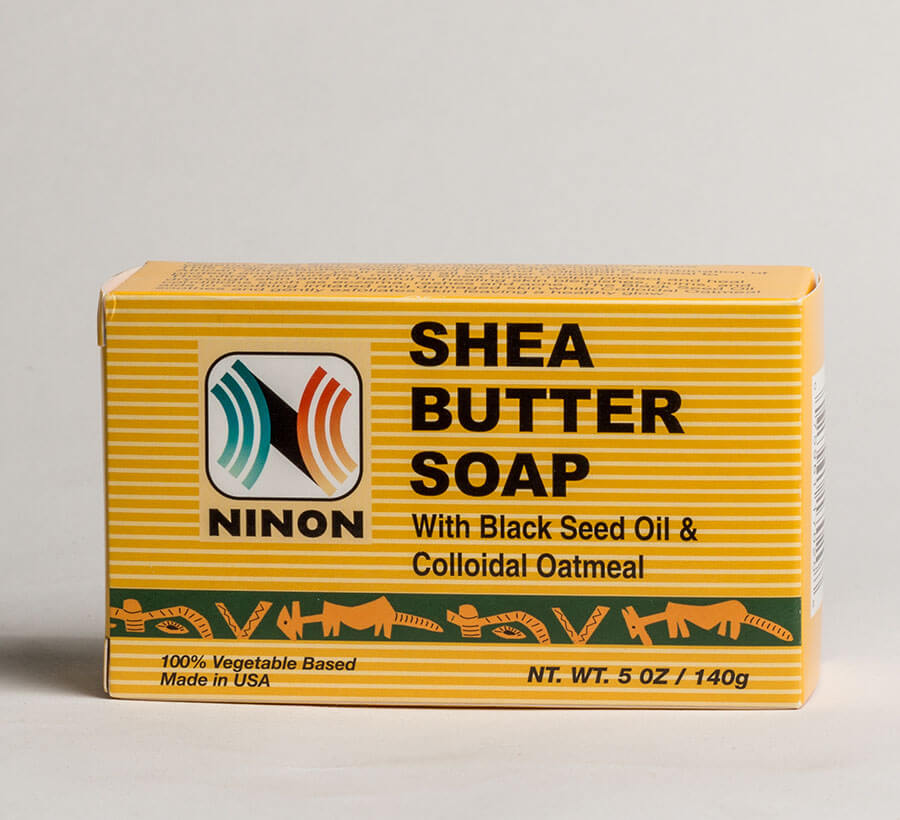 Buy Shea Butter Soap with Black Seed Oil