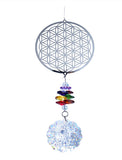 Flower of Life Suncatchers