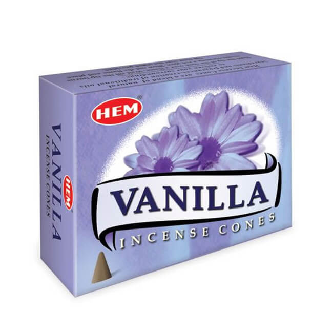 Buy Vanilla Incense cone