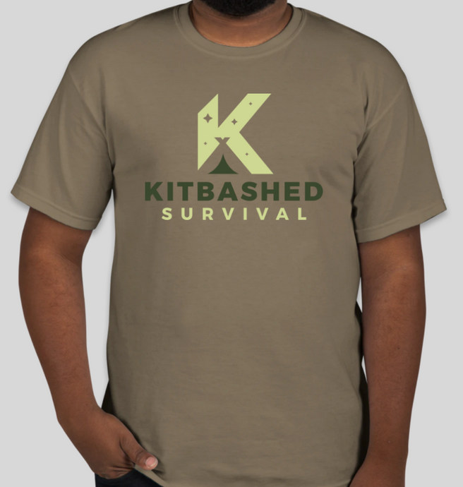 Kitbashed Survival T-Shirt