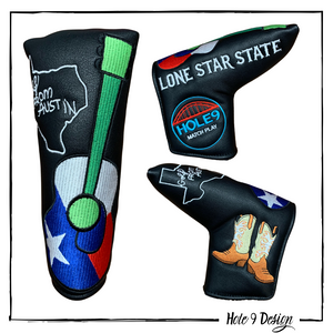 2017-2018 Cup Champs Blade Putter Cover