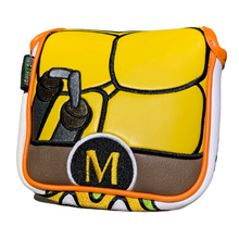 Load image into Gallery viewer, Ninja Turtles (Michelangelo) - Mallet Covers