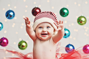 Best Ways To Celebrate Your Baby's First Christmas