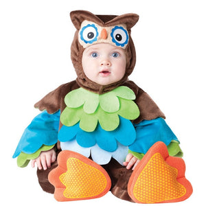 Newborn Baby Halloween Coo Coooo Owl Costumes | Baby Halloween Rompers Jumpsuit 2019 | Baby Halloween Outfits baby clothes shop uk