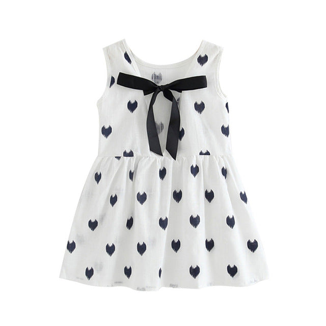 Baby Girls Summer Dress | Baby Girls White Summer Blouse Baby Girl Dress baby clothes shop uk