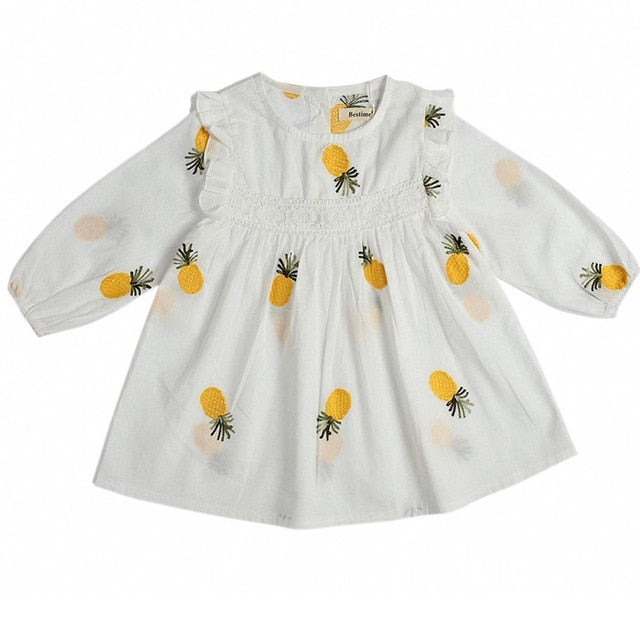 Baby Girls Fruity Cutey Summer Dress