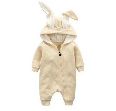 Toddler Sets Baby Romper, Cute Rabbit Baby onesie. 0 - 12M