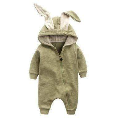 Baby Romper, Cute Bunny Rabbit Baby onesie. 0 - 12M Toddler Sets baby clothes shop uk