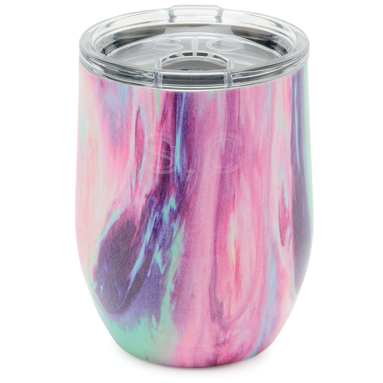 16 Oz. Stemless Wine Cotton Candy