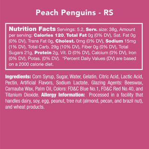 Peach Penguins