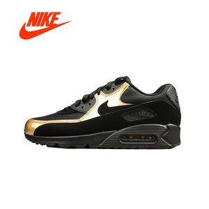 timeless design 32c8d e9611 Original New Arrival Authentic NIKE AIR MAX 90 ESSENTIAL Men s Running  Shoes Sport Outdoor Sneakers Good Quality 537384-058