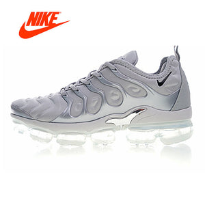 official photos 37cef 15a7c Original New Arrival Authentic NIKE AIR VAPORMAX PLUS Men s Running Shoes  Sport Outdoor Sneakers Breathable 924453-005
