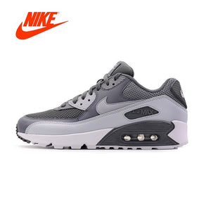 new arrival 272ab 2a554 Original New Arrival Authentic NIKE Men s AIR MAX 90 ESSENTIAL Breathable  Running Shoes Sneakers Sport Outdoor 537384-073