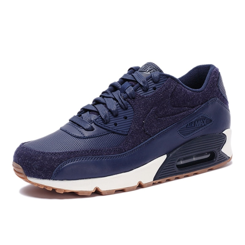 newest a5336 1e934 Original New Arrival Authentic NIKE Men s AIR MAX 90 ESSENTIAL Breatha –  firesolesneaks