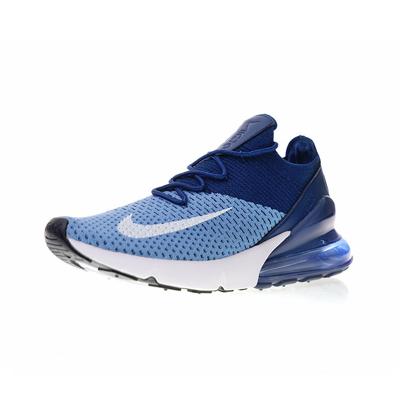 Original New Arrival Authentic Nike Air Max 270 Flyknit Men s ... 817b5818bf