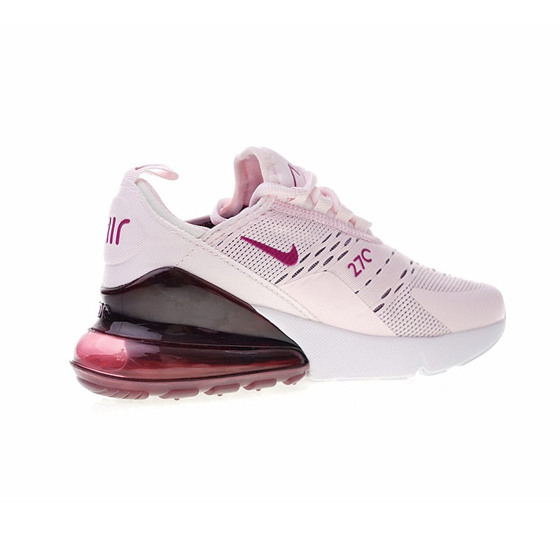 Women Nike Air Max 270 Breathable Running Sneakers